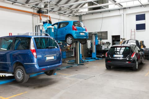 Atelier mécanique à Lyon