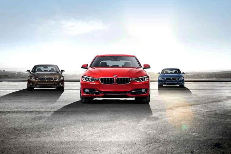 BMW Gamme