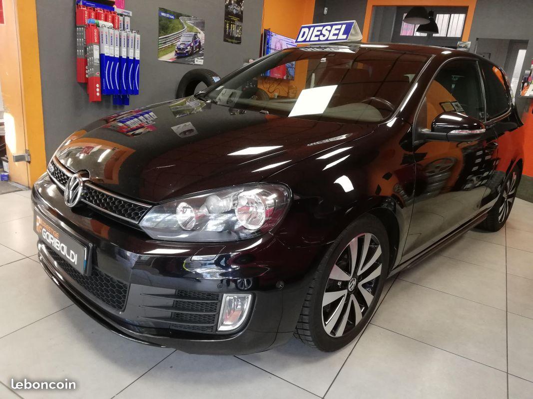 Volkswagen golf VI GTD 170 DSG