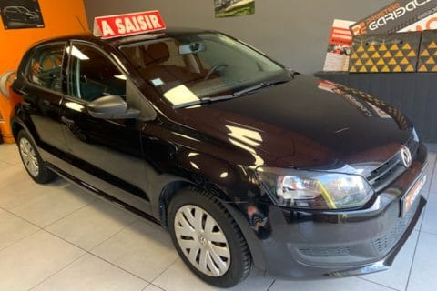 Volkswagen polo V5 1.2 essence
