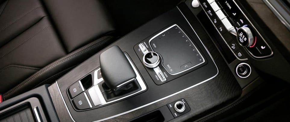 Boite auto DSG Audi Q5