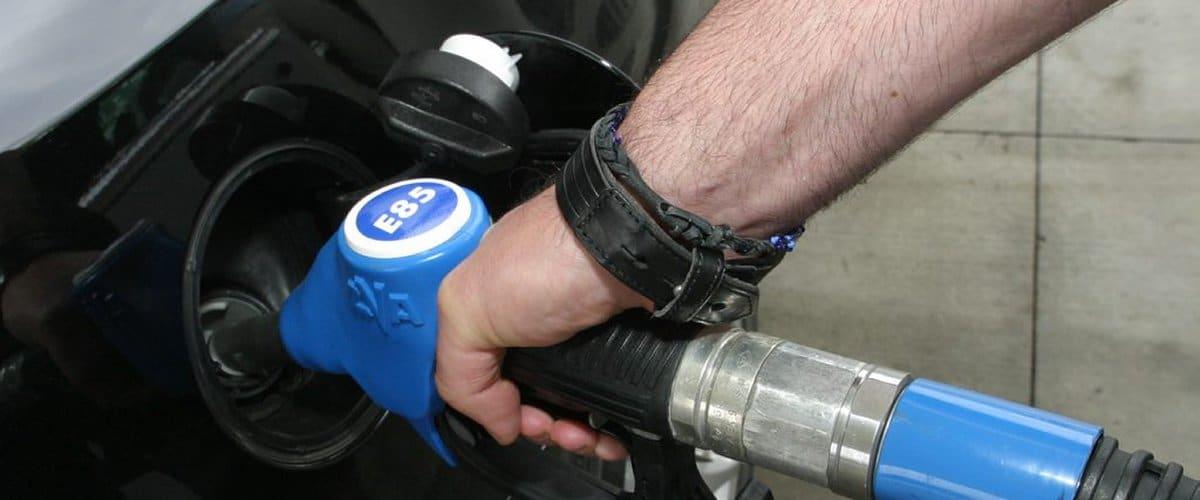 E85 à la pompe