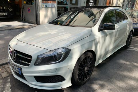 Mercedes-Benz A-Klasse A 200 CDI BlueEfficiency AMG Sport