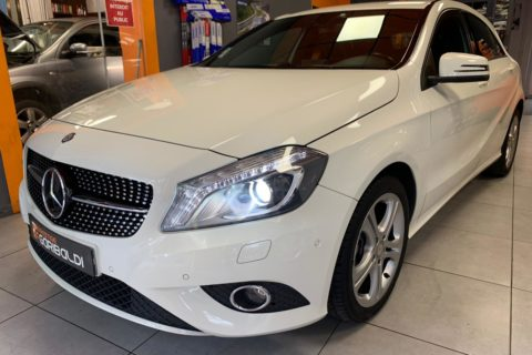 Mercedes-Benz A-Klasse A 180 BlueEfficiency Urban