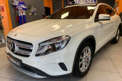 Mercedes-Benz GLA-Klasse GLA 200 d Business