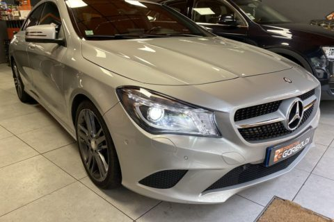 Mercedes-Benz CLA 200CDI Urban